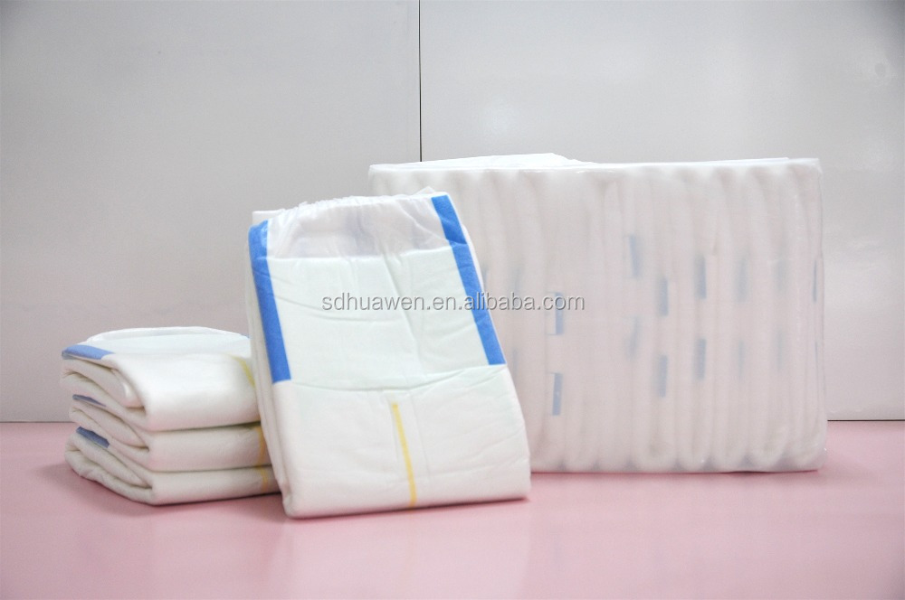 Disposable adult diaper /super absorbent/ in bulks