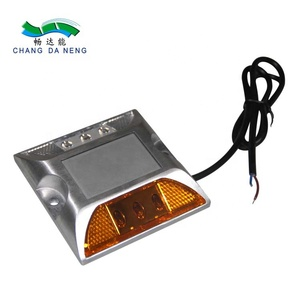 Durable Led Road Reflectors Cat Eyes Tunnel Road Stud