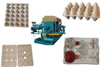 Cheap recycled Paper egg cartons in china