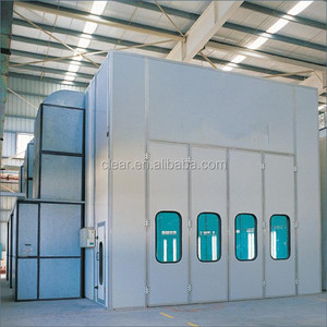 Used Truck Spray Paint Booth/used Buses For Sale
