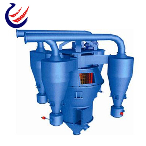 Efficient powder concentrator/energy saving calssifier/dust separator