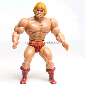 PVC action figure; PVC 1/6 action figure;Custom action figure maker