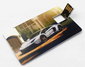 Promotional Gift Credit Card Free Sample High Speed USB 3.0 Brand LOGO 8GB 16GB USB Flash Drives