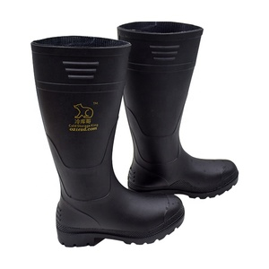 2019 Hot SaleAnd Industrial Safety PVC Rain Boots with high quality of rain boots