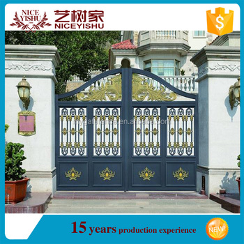 Pleasing 2016 Modern Beautiful House Gate Designs Main Entrance Gate Design Largest Home Design Picture Inspirations Pitcheantrous