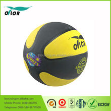 Wholesale indoor or outdoor cheap rubber size 7 basketball
