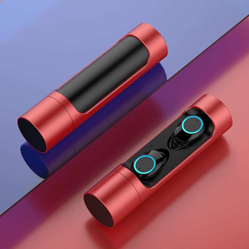 Cancelamento de ruído fone de ouvido À Prova D' Água Esporte Bluetooth 5.0 headset gaming