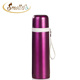 Made in China 500ml FDA 304 SS Double Wall Vacuum Flask with Carry Rope String