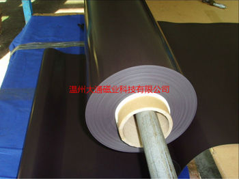 rubber magnet rolls/flexible magnetic rolls