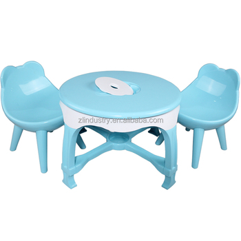 Tremendous Lovely Whole Plastic Assembling Round Kids Table For 2 8 Years Old Buy Round Plastic Kids Table Homework Table For Kids Cheap Plastic Round Tables Download Free Architecture Designs Terchretrmadebymaigaardcom