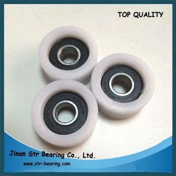 High Quality Nylon Coated Ball Bearing 609 Deep Groove Ball ...
