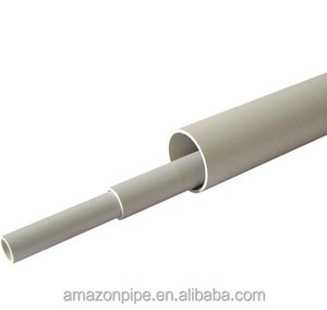 pvc electric conduit pipe with approval low price pvc electrical conduit UPVC Conduit