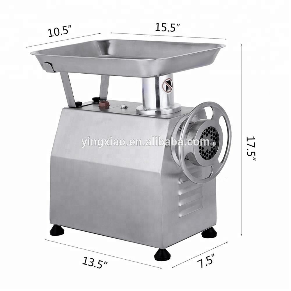 Factory Directly Sales Stainless Steel Meat Grinder/meat Mincer  Zhejiangyingxiao Industrial&trade Company For Sale Tk-22 - Buy Stainless  Steel Meat