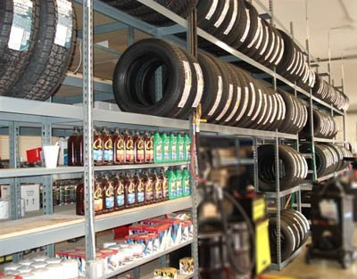 iTech Automotive Parts and Service Point of Sale, Inventory Control & Accounting Software