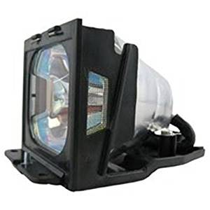 Electrified TLP-LV10 Replacement Lamp with Housing for Toshiba Projectors