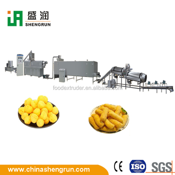 Automatic Puffed Snack Food Extruder Machine/snacks Extruder Machine Food  Extrusion Machinery Manufacturer - Buy Snack Food Machine,Puffed Snack