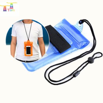 Promotional universal water proof pvc mobile phone cases waterproof bag pouch for cell phone