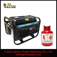 2014 Home Standby Gas Generator 2.5kw 2.5 kva Power Generator Natural Gas For Sale With Factory Price