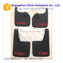 2016 BLACK ABS PLASTIC REFIT MODIFIED MUDGUARD FOR HILUX REVO 2016 T-RD