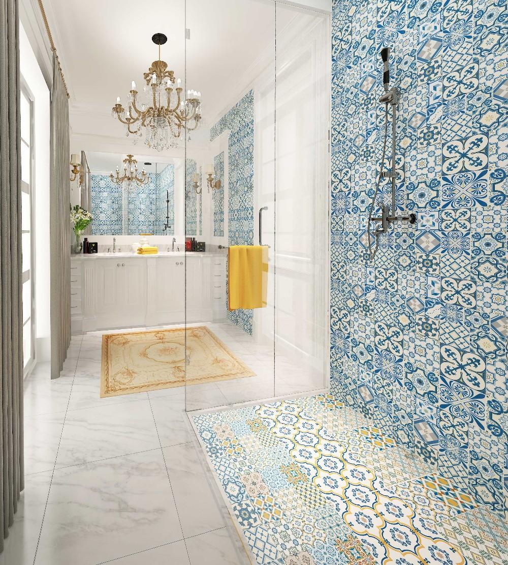 Palestine Non Slip Discontinued Polished Porcelain Tile Ceramic ...