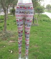 Fashion Women's Tribal Printed Sexy Leggings