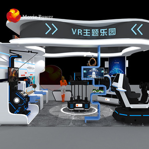 All Kinds Of Vr Content Vr Machine Game Center Arcade Entertainment