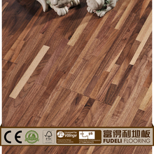 wax oiled American black walnut engineered flooring