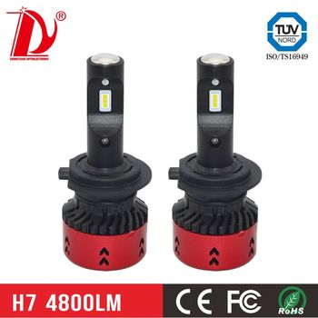V6 35W/70W 4800lm/9600lm headlight kit IP67 for H7 car/ truck/ motorcycle Automotive Parts