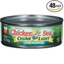 chicken of the sea tuna chunk