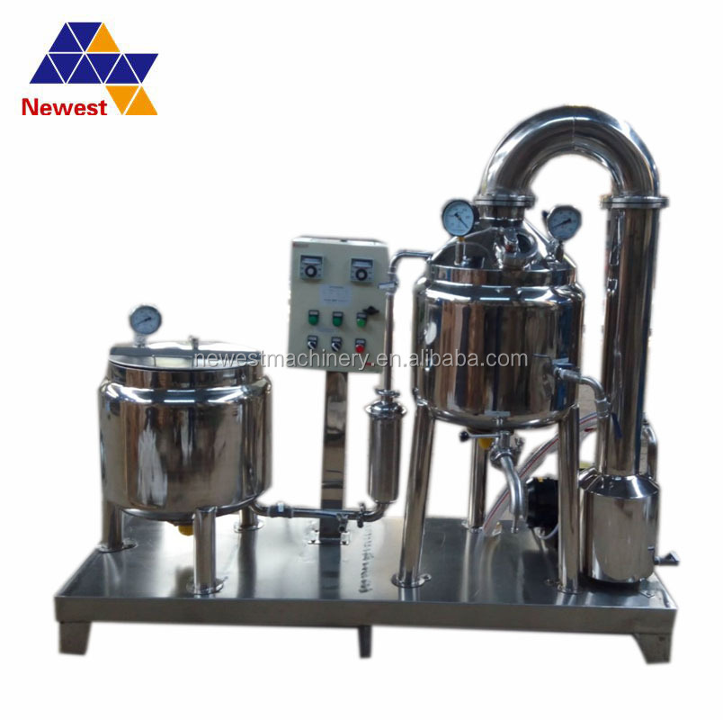 Easy to operate honey concentrating machine/honey producting line