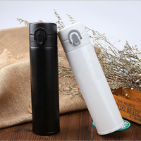 Wholesale Thermos Water Bottle Durable Double Layer 300ML Stainless Steel Thermos Vacuum Flasks Thermos Water Bottle