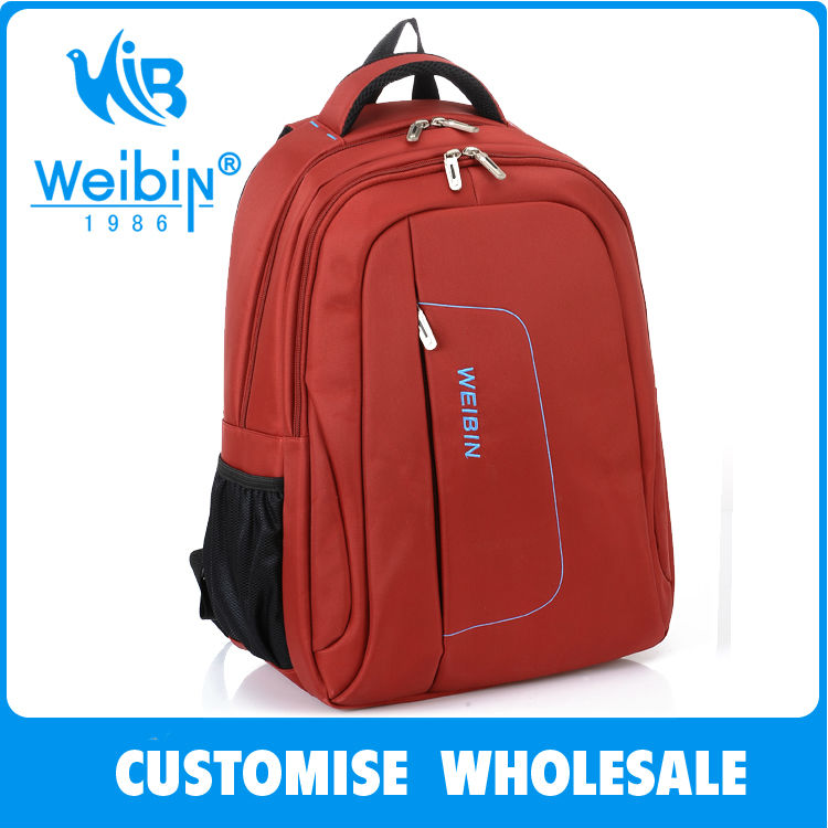 New Design School Backpack Bag With Manufacturer China