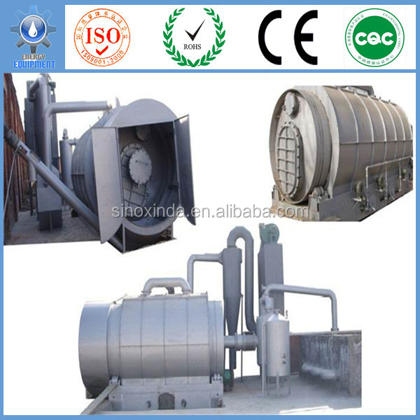 XD brand 8 tons per batch tire shredder waste tyres recycling machine with CE