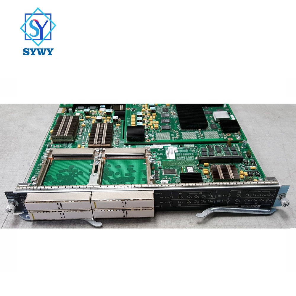 Hot season for the enterprise SOHO launched a new original CISCO core board module WS-X4612-SFP-E