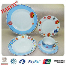 China Products Kitchen Dinner Sets Alibaba Best Selling Porcelain Dinnerware Set