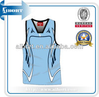 SUBBS-368-4 custom mesh reversible basketball jersey