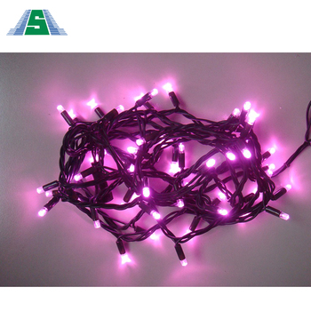 durable in use christmas rechargeable led party light