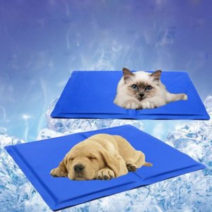 Wholesale Scratch Resistant Waterproof Custom Sleeping Ice Cat Cooling Pad Dog Bed Pet Cooling Mat for Summer