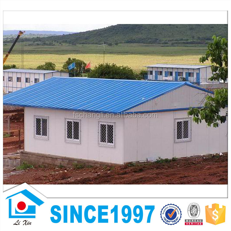 India Cheap Low Cost Prefabricated Container Warehouse