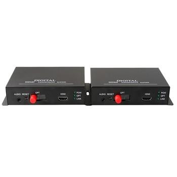 Hrhdmi-1v1a-5 Hdmi Converter 50hz 60hz Hdmi Over Fiber Optical Multiplexer  - Buy Hdmi Converter 50hz 60hz,Hdmi Converter,Hdmi Optic Multiplexer
