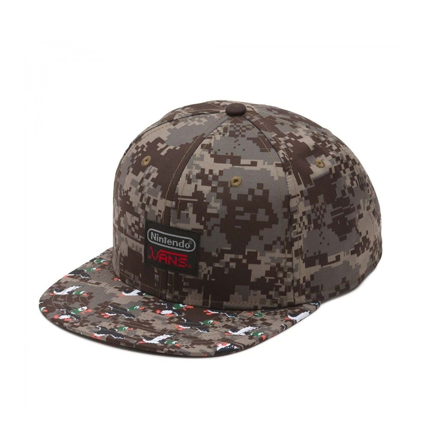 9a9e3375bb356 Get Quotations · VANS x Nintendo Duck Hunt Mens Snapback Hat