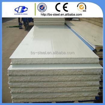 Elegant Material De Construcción Peso Ligero EPS Espuma/XPS Exterior Decorativo  Paneles De Pared Sándwich