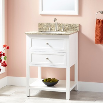 Cheap Single White Bathroom Cabinets Vanity Cupboards Buy White