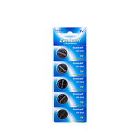 3V watch battery, lithium battery CR2032 button battery 5 card pack(Purchase price only in September)