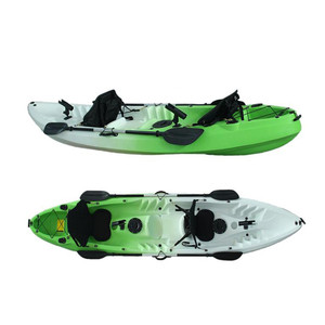 Cheap 10/12 Foot Buy Small One Seater Recreational Plastic Fishing Kayak For Sale At Low Prices