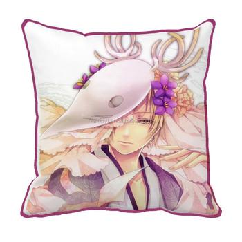Tokyo Custom Anime Sublimation Pillow Case Japanese Cartoon Decorative  Wholesale Cushion Covers - Buy Wholesale Cushion Covers,Decorative Cushion