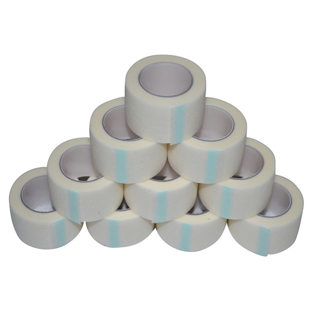 Good quality hypoallergenic first aid paper surgical tape