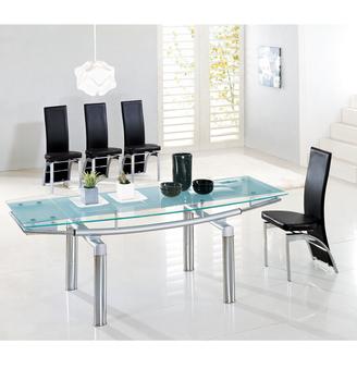 Tavolo Vetro Trasparente Allungabile.Vetro Temperato Vetro Trasparente Vetrate Tecnica Moderna