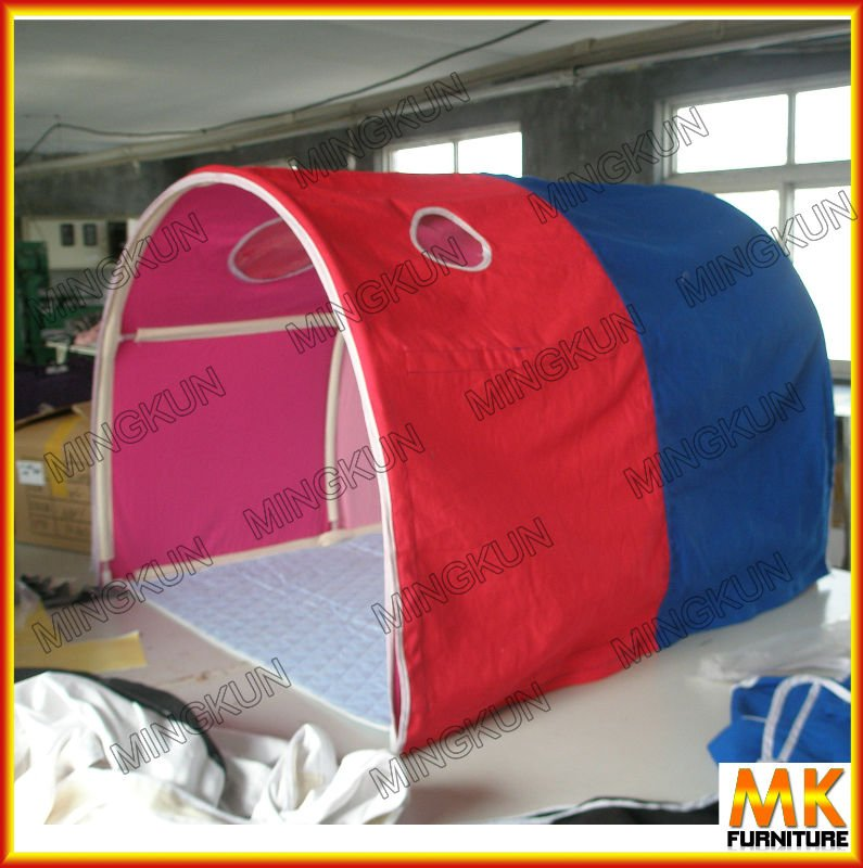 tunnel play tent for children bed