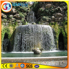 Large Indoor Artificial Waterfall Outdoor Wall Fountain